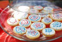Recetas de Galletas decoradas / Galletas decoradas con fondant, glace o glasa real
