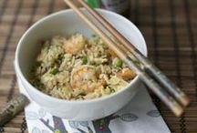 Recetas comida china / Recetas de comida china adaptadas al gusto chileno
