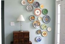 Wall Art / Great ideas for creating art for your space!