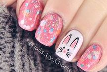 Easter Nail Art Contest - 2nd Love Cosmetics / Enter our Easter Nail Art Instagram Contest for a chance to win a set of Pretty Pastels Nail Polish from 2nd Love Cosmetics! Get inspired, be creative, have fun!   1) Follow us on Instagram @2ndlovecosmetics.com  2) Instagram a photo of your best Easter nail art  3) Hashtag #2ndloveEaster