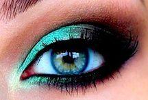 Make Me Up / Cosmetics, Nails & Hair / by Kelly Tranum-Kelly