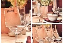 Dining Hacks / Hack (hak) noun: a tip or trick to optimize a particular task or situation.  / by Urban Barn