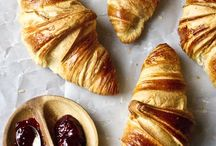Delicious | Pastries / • There is nothing I love more than the smell of freshly baked pastries. My weakness •