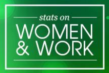 Stats on Women & Work