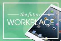 The Future Workplace / Upcoming trends and predictions about the workforce based on current times.