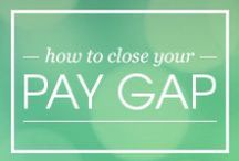 How to Close Your Pay Gap / Articles relating to the pay gap in today's market