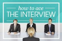 How To Ace The Interview / Everything you need to know about surpassing the interview process!
