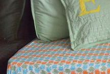 BHW Kid + Crib Bedding / Organic, sustainable, gentle to the skin, always non-toxic kid and crib bedding.