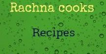 Rachna cooks | Recipes / This board shares easy to make recipes from Rachna cooks. #recipes #easycooking #homecooking