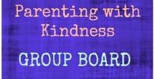Parenting with Kindness GROUP BOARD / This is a group where we share posts about Parenting. The emphasis is on parenting with empathy and kindness. For every pin you contribute, share another pin from the board.  Every pin must lead to a blog post/article/video. Pins not adhering to this will be deleted. To join the board, please follow me on Pinterest (rachparm) and leave a comment on any of my pins to join.
