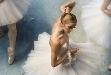 ballet / by Ginny Branch Stelling