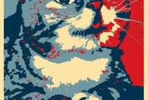 Cats 1 / by Dona Deam