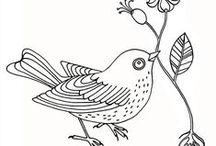 Birds / by Dona Deam