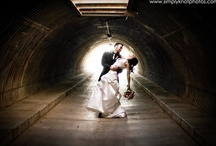 The Tunnel Photography / Check out these amazing wedding photos from our Gilbert, Arizona location. We have a beach, the tunnel, a waterfall...what else do you need?
