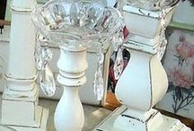 Shabby Chic Decor / by Marnie Peters
