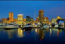 Celebrate: Maryland Nightlife / These are some of the great spots in Maryland ready to entertain you into the night!