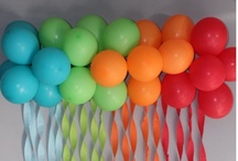 Party ideas / by Tricia Allen