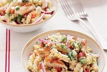 Best Pasta Salad Recipes / Looking for a really good pasta salad? This board contains easy and delicious pasta salad recipes. Some are cold pasta salads and some are creamy! From Ranch pasta salad to Italian pasta salad, you can find the best here!