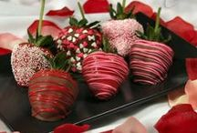 Valentines Day Recipes & Ideas / by Divas Can Cook