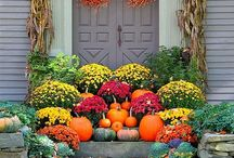 """'Tis Autumn / """"I'm so glad I live in a world where there are Octobers"""". -- Anne of Green Gables / by Heather Diggs"""