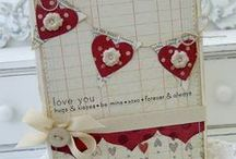 Cards & Tags & ideas-Valentine's Day / by Dona Deam