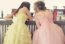 Vintage Prom Princess / Vintage will make you a prom stand out!