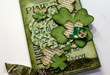Cards & Tags & Ideas St. Pat / by Dona Deam
