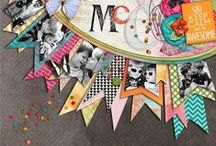 Banners & Garlands & Wreathes / by Dona Deam