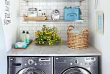 Laundry + Mudrooms / by Heather Diggs