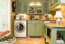 Laundry Room / by Kathy Sansing