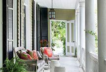 Porch + Patio / by Heather Diggs