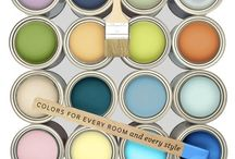Paint Colors / by Heather Diggs