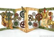Cards with Interesting Folds & Construction / by Dona Deam