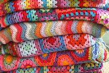 Crochet all the way! / Crochet projects, ideas, tips and techniques / by Karen Martz