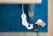 Quirky Smart Home Collection / Smarten up your home with these app-enabled products.  / by Quirky