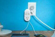 Quirky Geek Collection  / Gifts for people who go googoo for gadgets. / by Quirky
