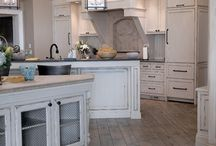 For the Home:  Kitchens / by Tricia Allen