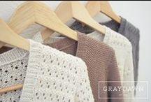 Graydawn Knitwear / Hand Knitted Cardigan