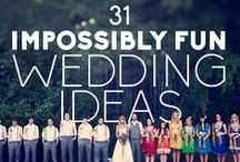 Weddings Ideas & Tips / A collection of some ideas i've come across for your wedding!