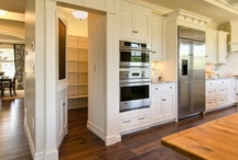 Kitchen  / Ideas for my real and dream kitchens.  / by Emily Chamberlin