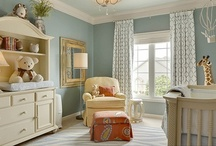 Nursery Inspiration / by Emily Chamberlin