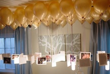 parties / Celebrating & Decorating for Holidays, Parties, Entertaining and more! / by Pressly Clinton Smith