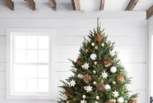 Home for the Holidays / Spreading Christmas cheer throughout our home with cozy and vintage charm.