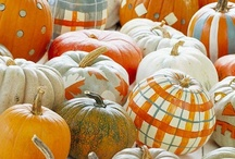 Inspiration: Fall Decor / One of my favorite times of year <3