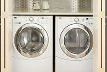 Rooms: Laundry Rooms