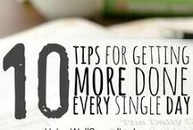 Tips for the Home