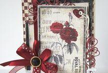 Crafts by Rudlis / http://papierowaobsesja.blogspot.com/