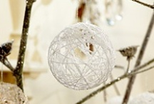 Homemade Christmas: Ornaments / Creating a personal touch for the holiday season