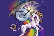 Unicorns and Narwhals