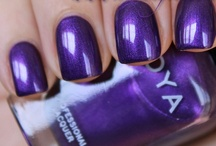 Polished nails make me SO happy! / by Marilyn Scheu
